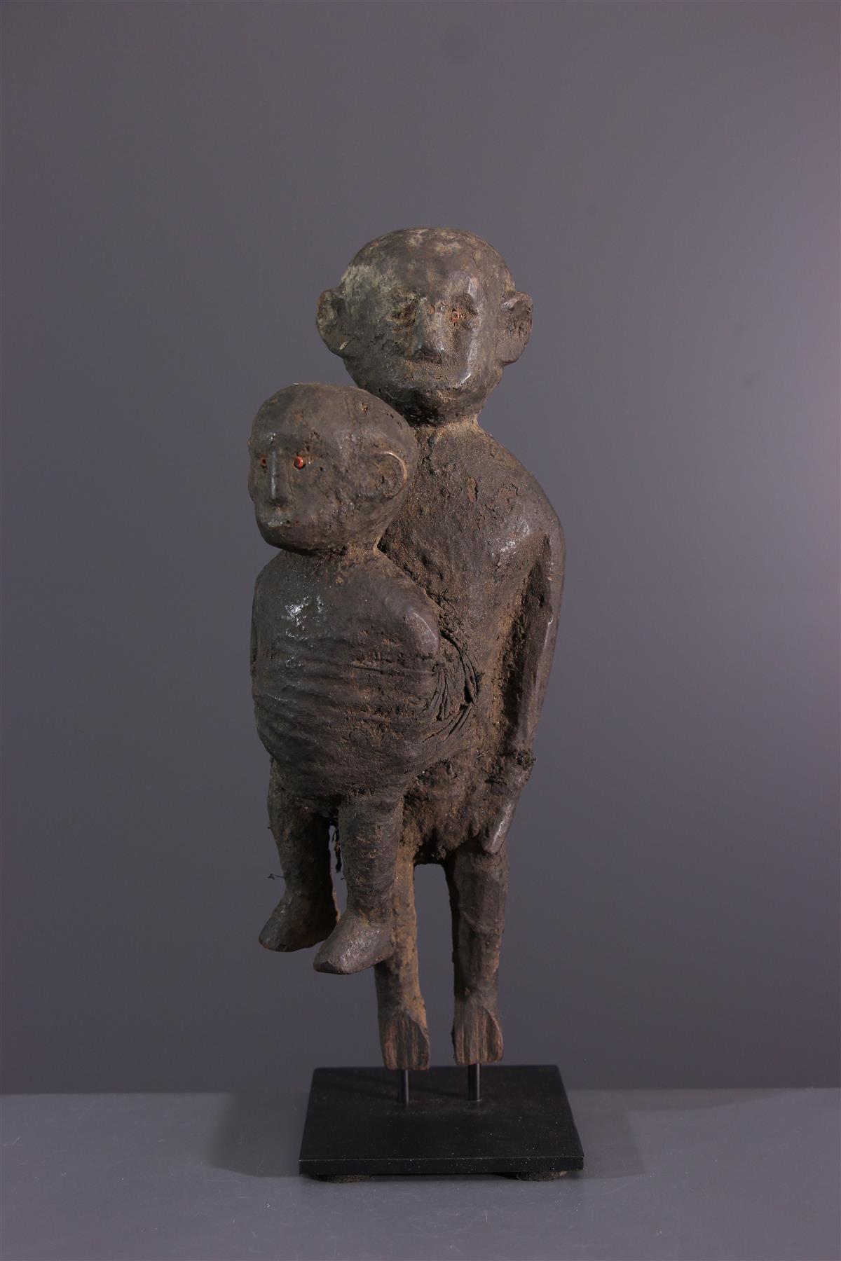 Zigua beeldje - Afrikaanse kunst