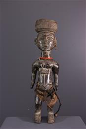 Statues africainesLwena standbeeld