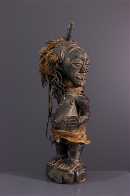 Afrikaanse kunst - Songye Nkishi fetisj beeldje