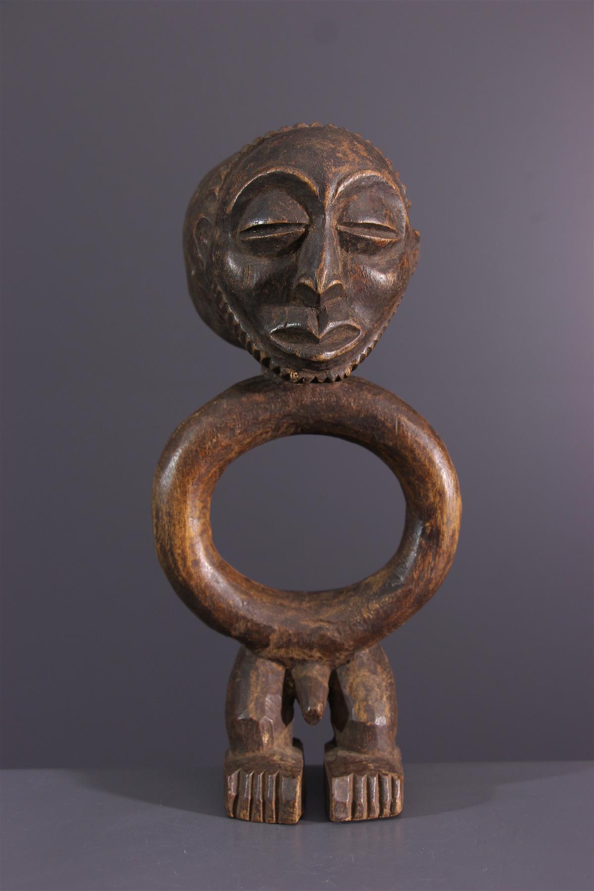 Hemba beeldje - Afrikaanse kunst