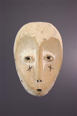 Afrikaanse kunst - Lega du Bwami masker