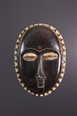 Afrikaanse kunst - Baule/Yaure Ndoma masker