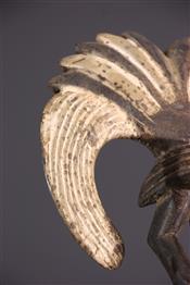 Masque africainBaoulé masker