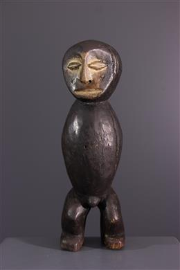 Afrikaanse kunst - Iginga Lega van Bwami beeldje