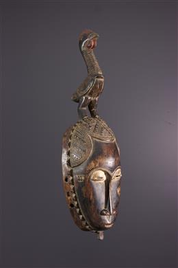 Afrikaanse kunst - Yaure Lomane, Anoman masker