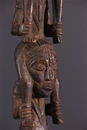 Statues africainesTabwa standbeeld