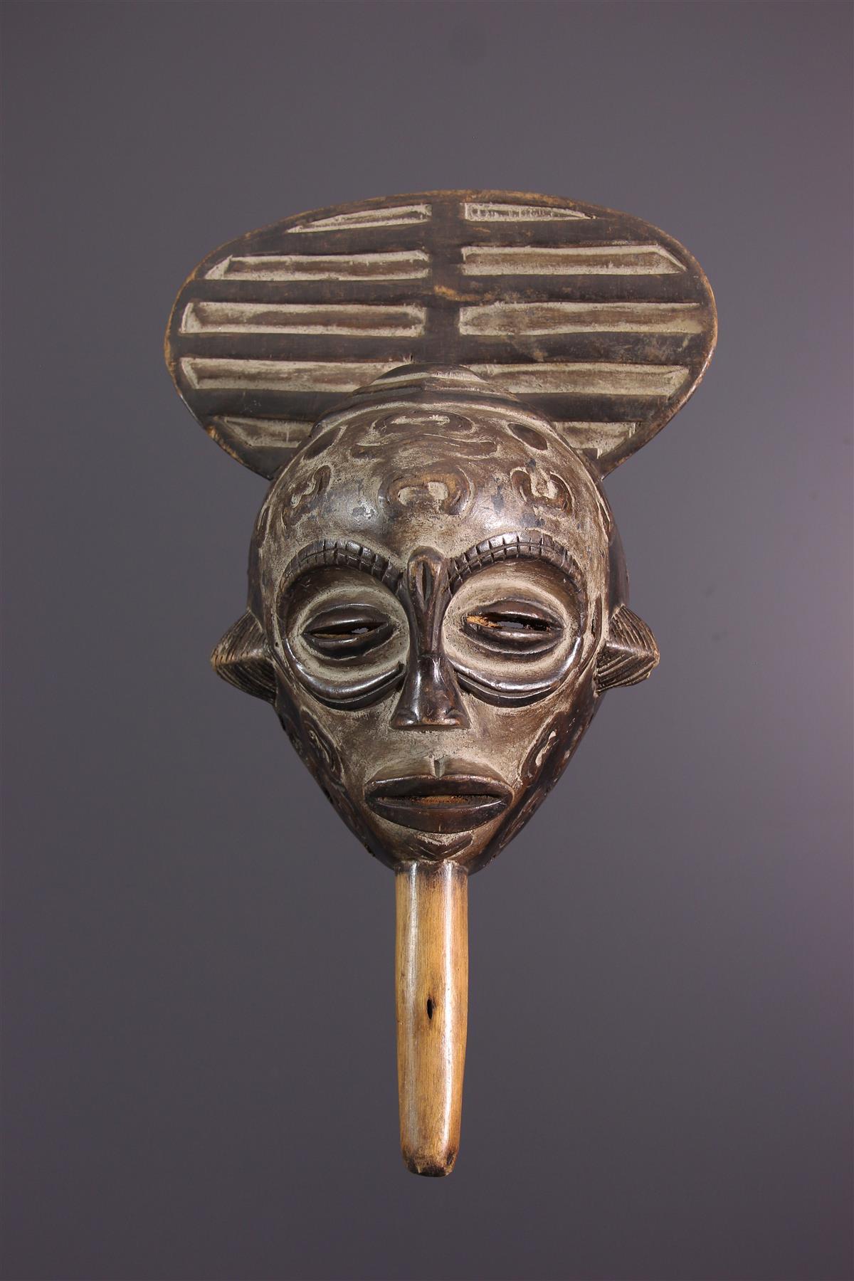 Luluwa masker - Afrikaanse kunst
