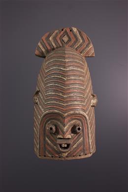 Tetela Mwadi masker