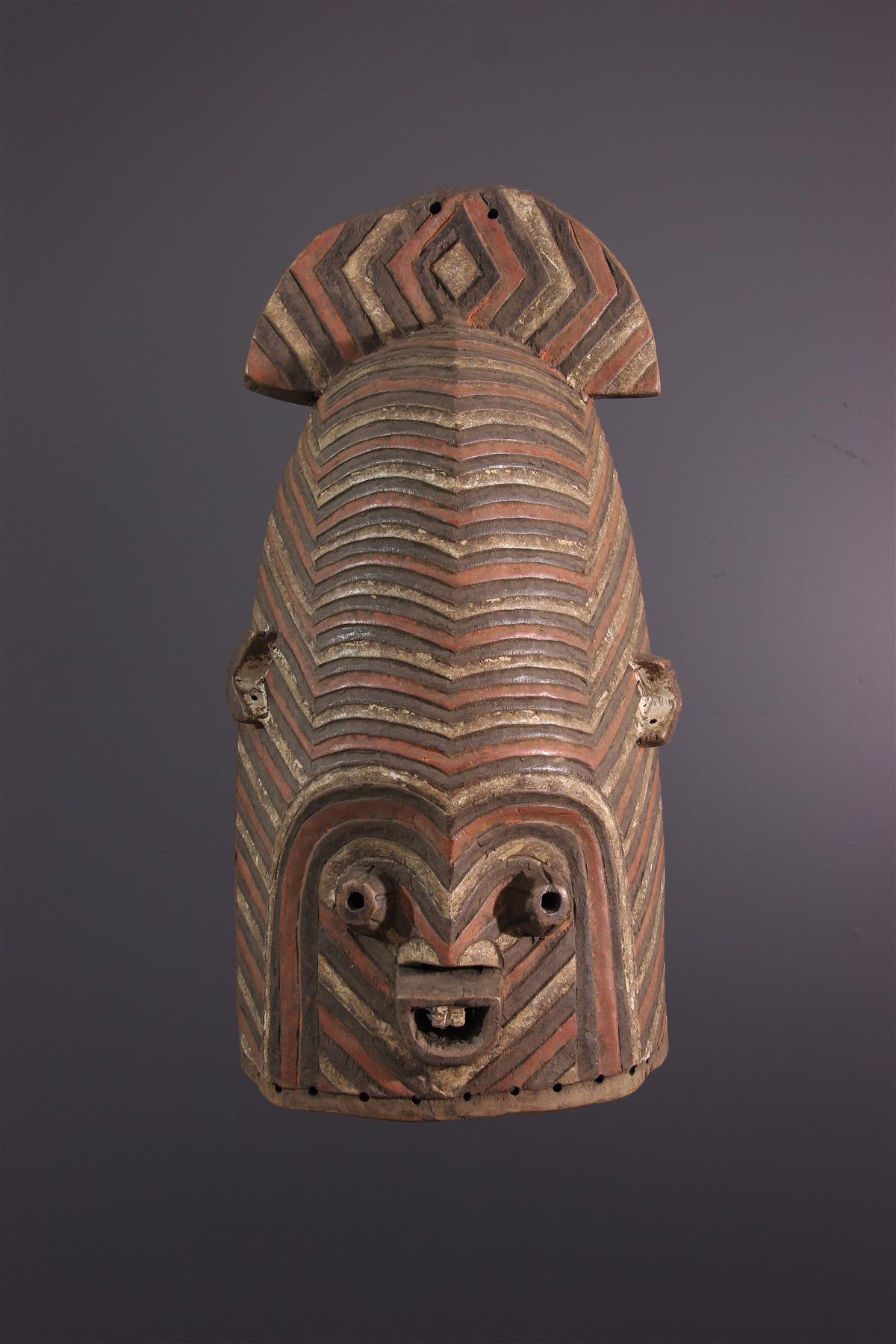 Tetela masker - Afrikaanse kunst