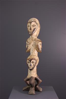 Afrikaanse kunst - Lega Sakimatwematwe standbeeld