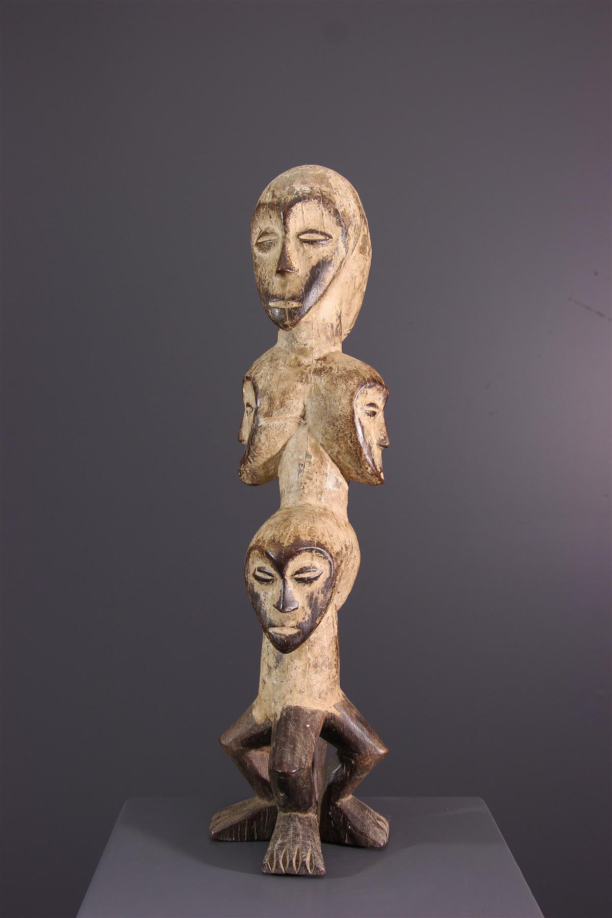 Lega standbeeld - Afrikaanse kunst
