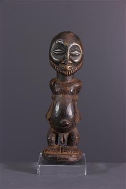 Afrikaanse kunst - Hemba Singiti voorouder beeldje