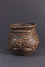 Pots, jarres, callebasses, urnesKuba Beker