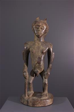 Afrikaanse kunst - Zula voorouder figuur