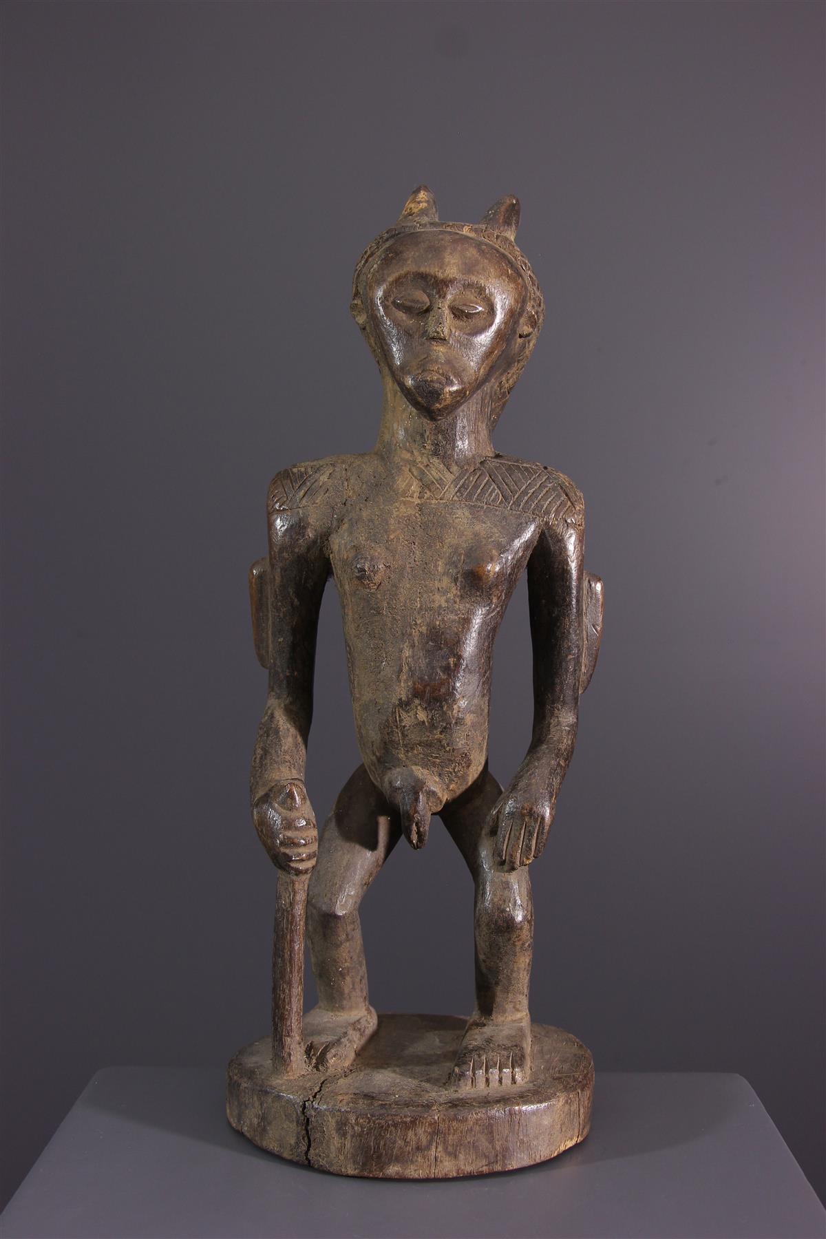 Zula standbeeld - Afrikaanse kunst