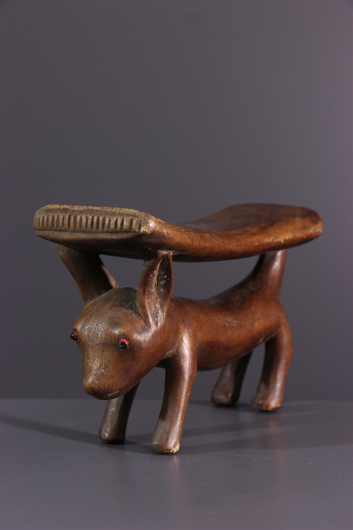 Luena neksteun - Afrikaanse kunst