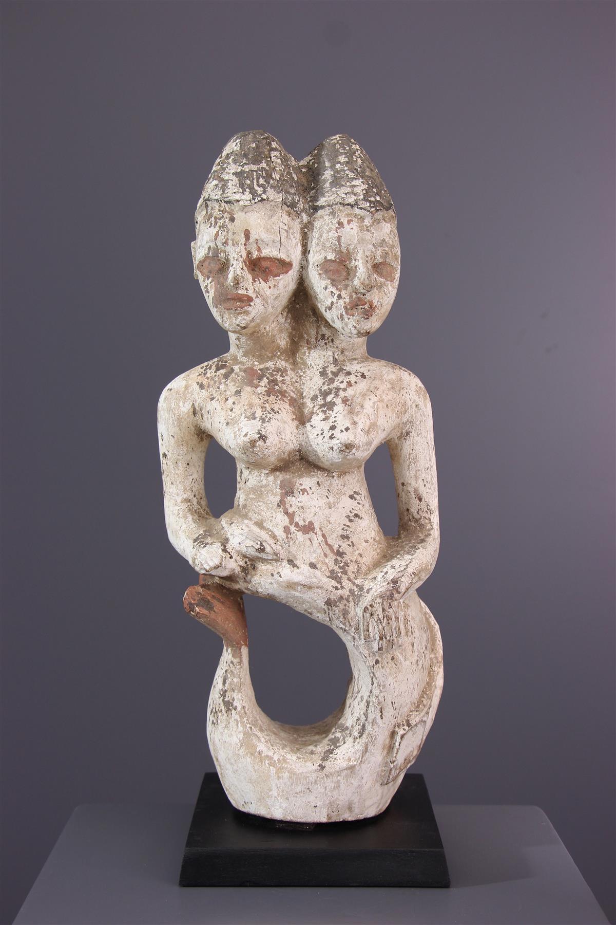 Ewe standbeeld - Afrikaanse kunst
