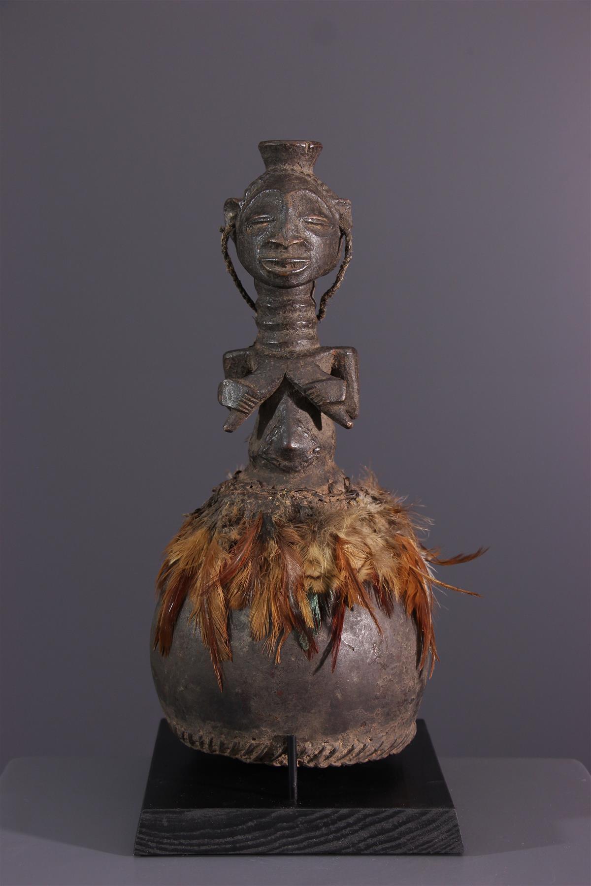 Hemba fetisj - Afrikaanse kunst