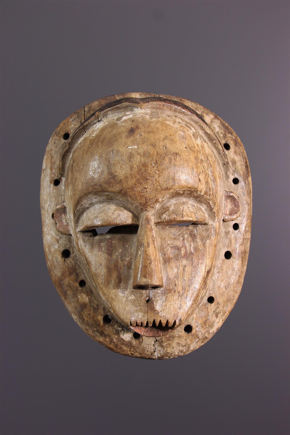 Kwese masker - Afrikaanse kunst