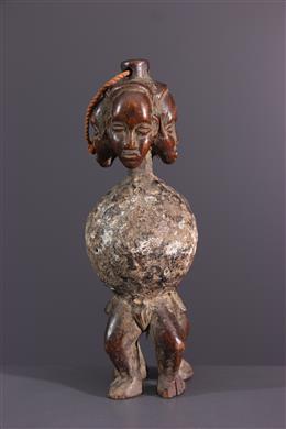 Afrikaanse kunst - Kongo Vili fetisj