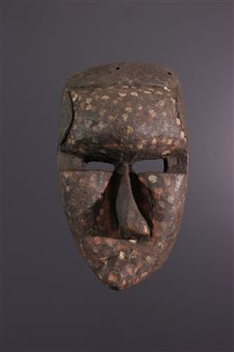 Afrikaanse kunst - Kuba masker van ziekte