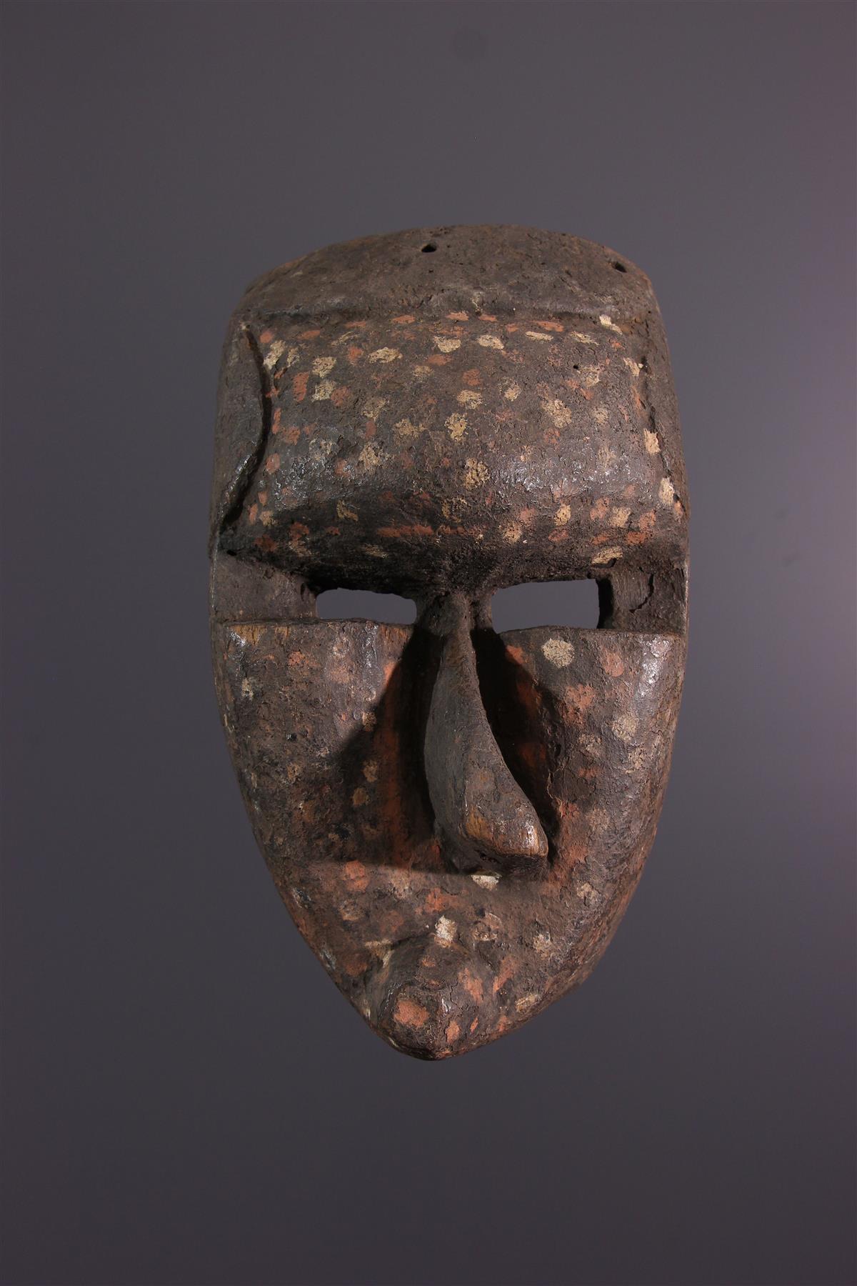Kuba masker  - Afrikaanse kunst