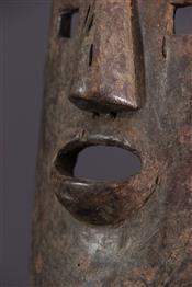 Masque africainBira masker