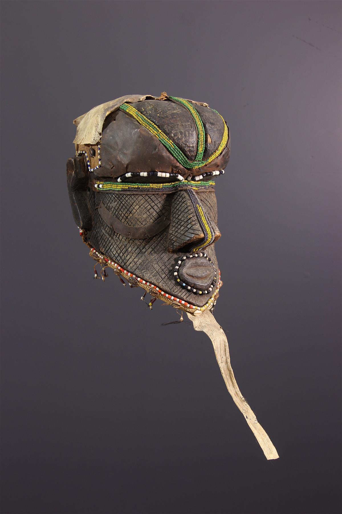 Bongo masker - Afrikaanse kunst