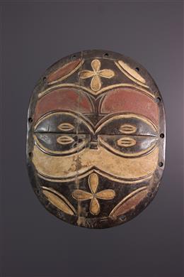 Teke Kidumu masker schild