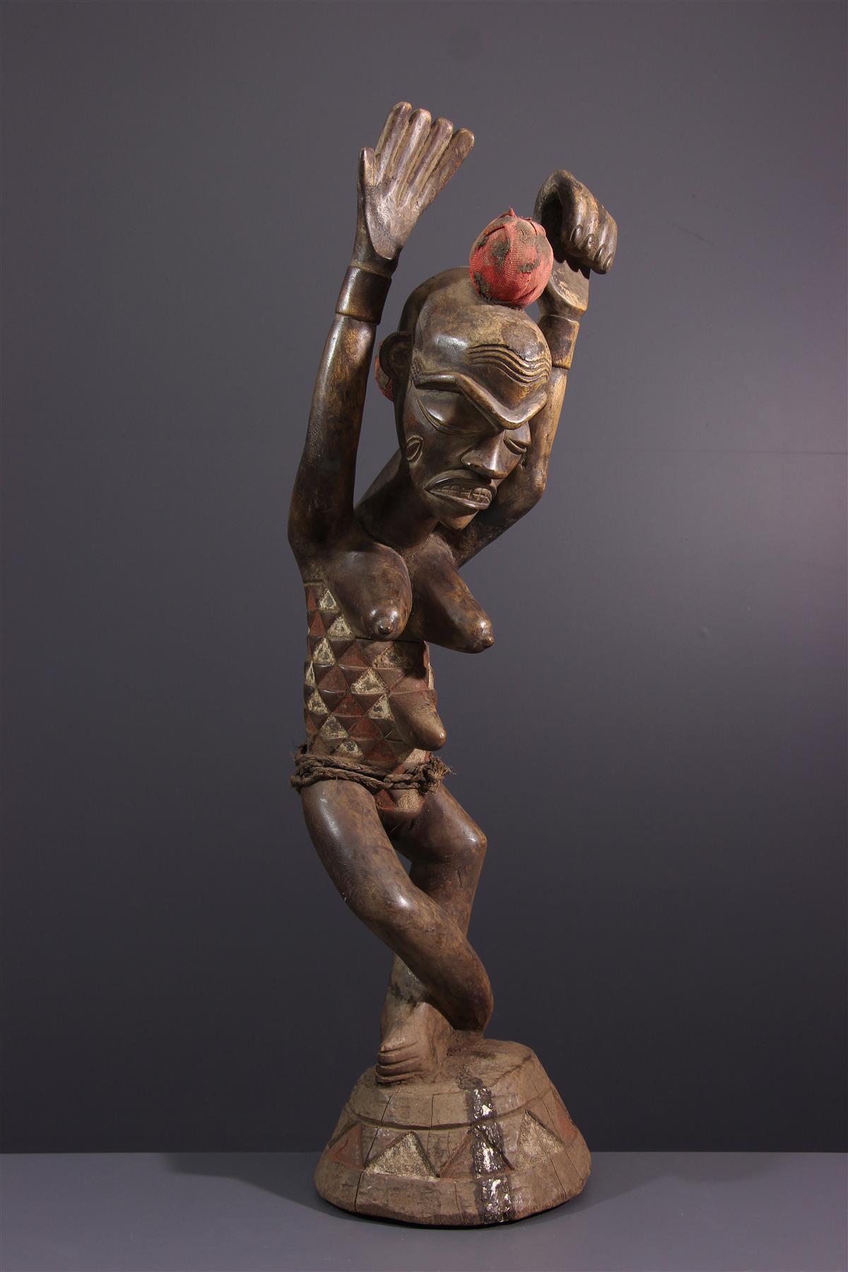 Pende standbeeld - Afrikaanse kunst