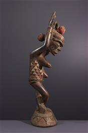 Statues africainesPende standbeeld