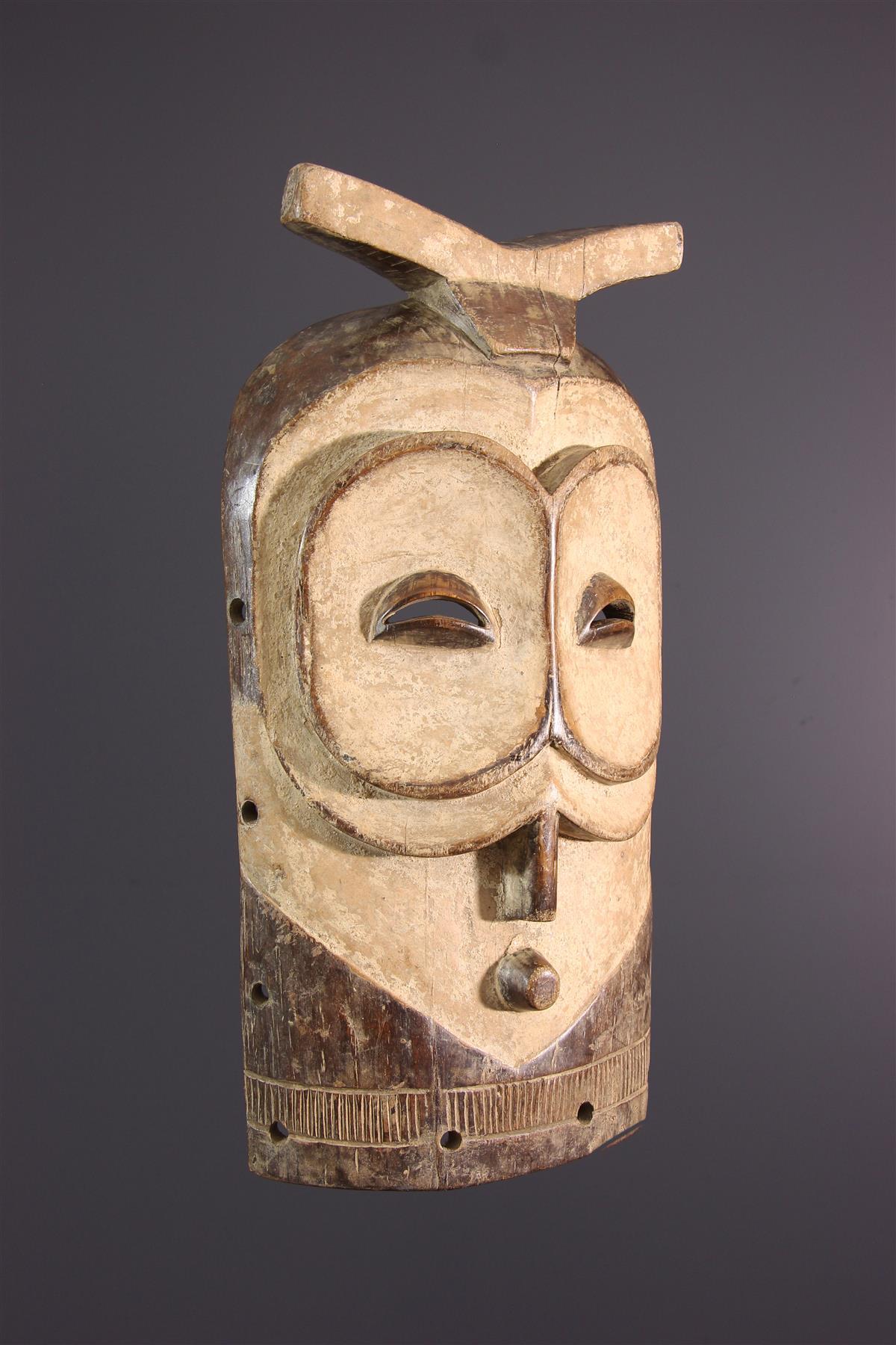 Alunga masker - Afrikaanse kunst