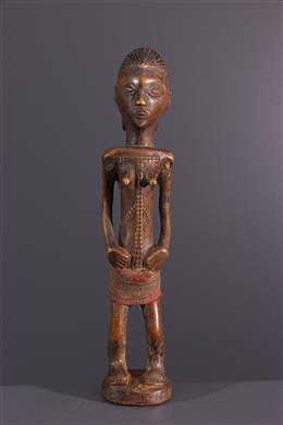 Afrikaanse kunst - Tabwa beeldje