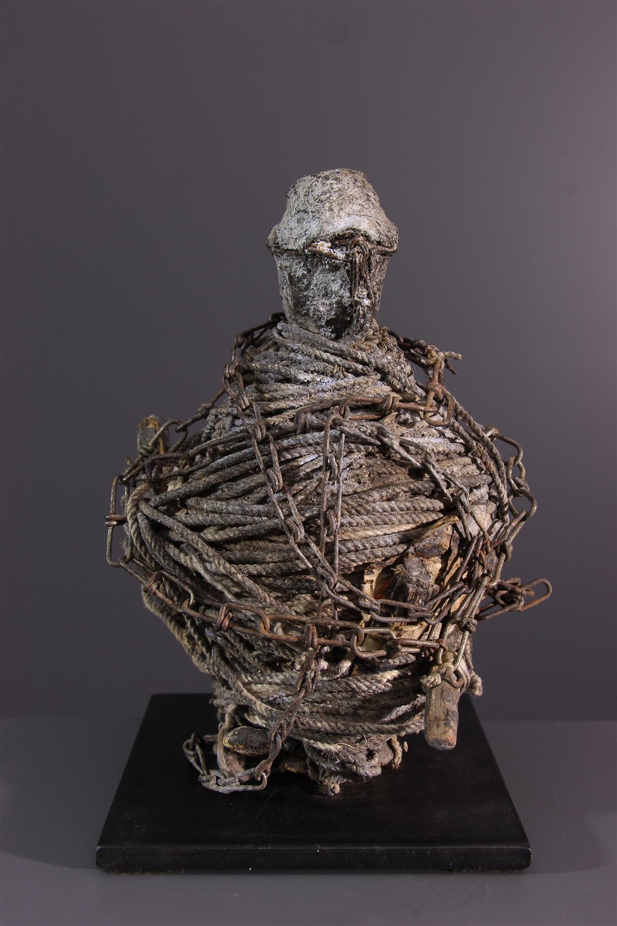 Vodou Fetish - Afrikaanse kunst