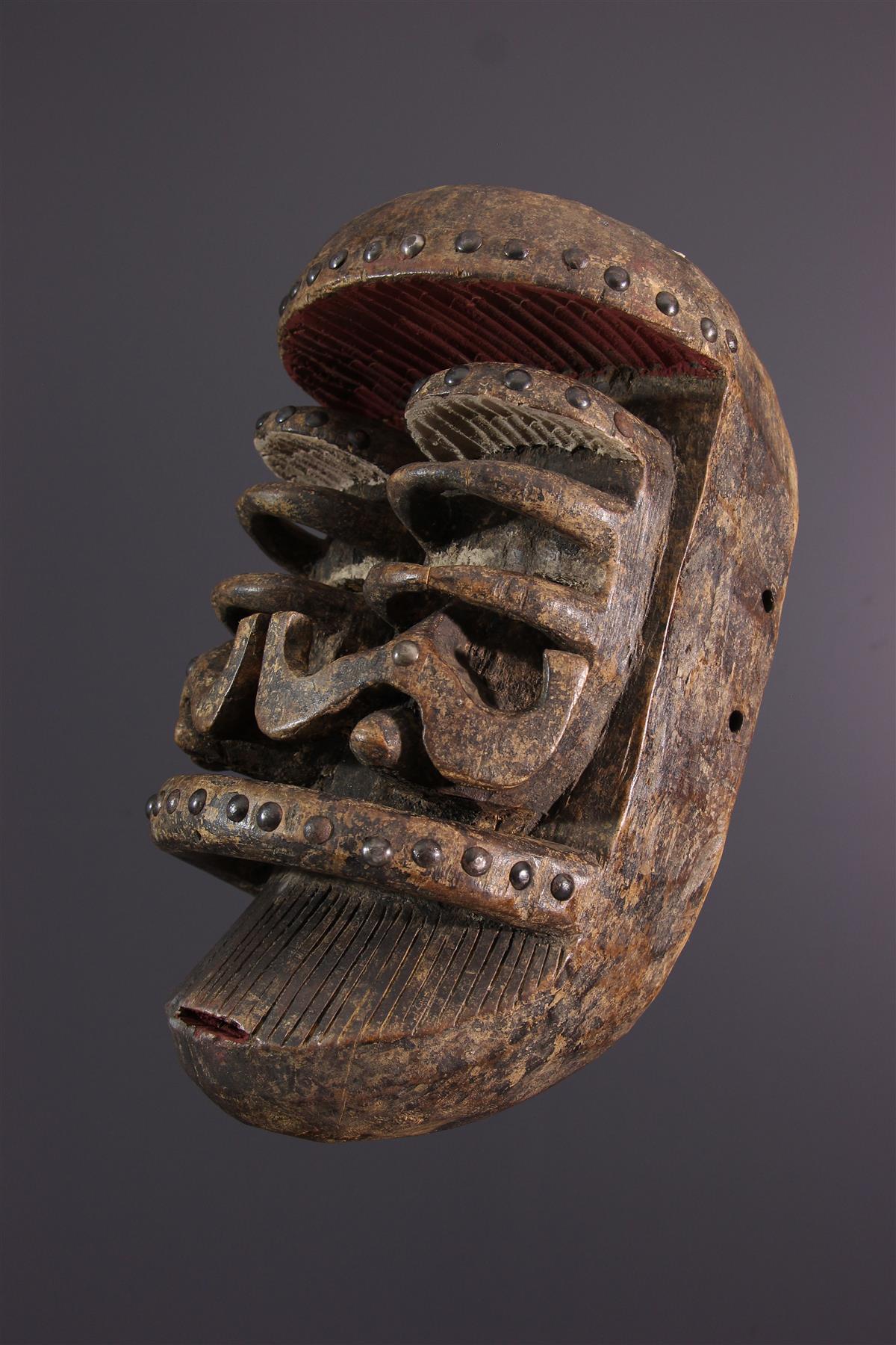 Guere masker - Afrikaanse kunst