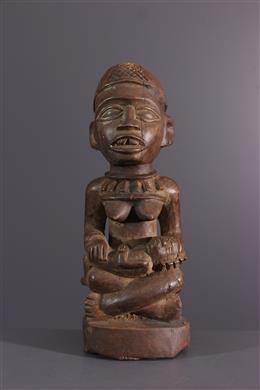 Kongo Yombe Pfemba beeldje