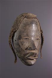 Masque africainDan masker