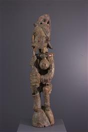 Statues africainesIgbo standbeeld
