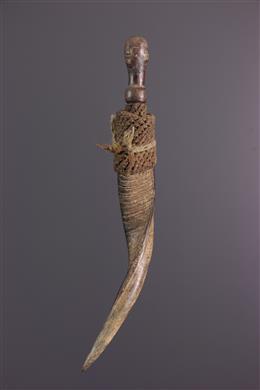 Afrikaanse kunst - Paré Horn