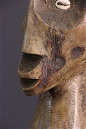 Statues africainesLega borstbeeld