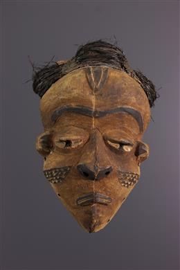 Pende Mbuya masker