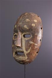 Masque africainKumu masker