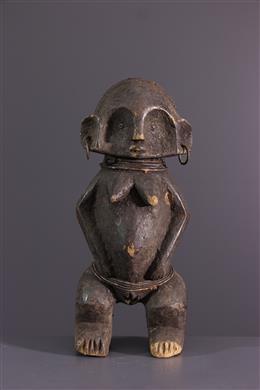 Afrikaanse kunst - Zande beeldje van de Yanda cultus