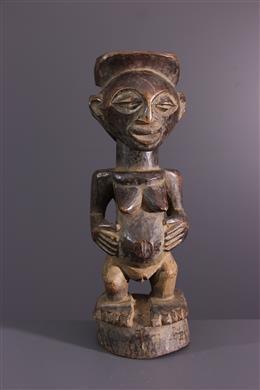 Afrikaanse kunst - Songye/Hemba Janiform Fetisj