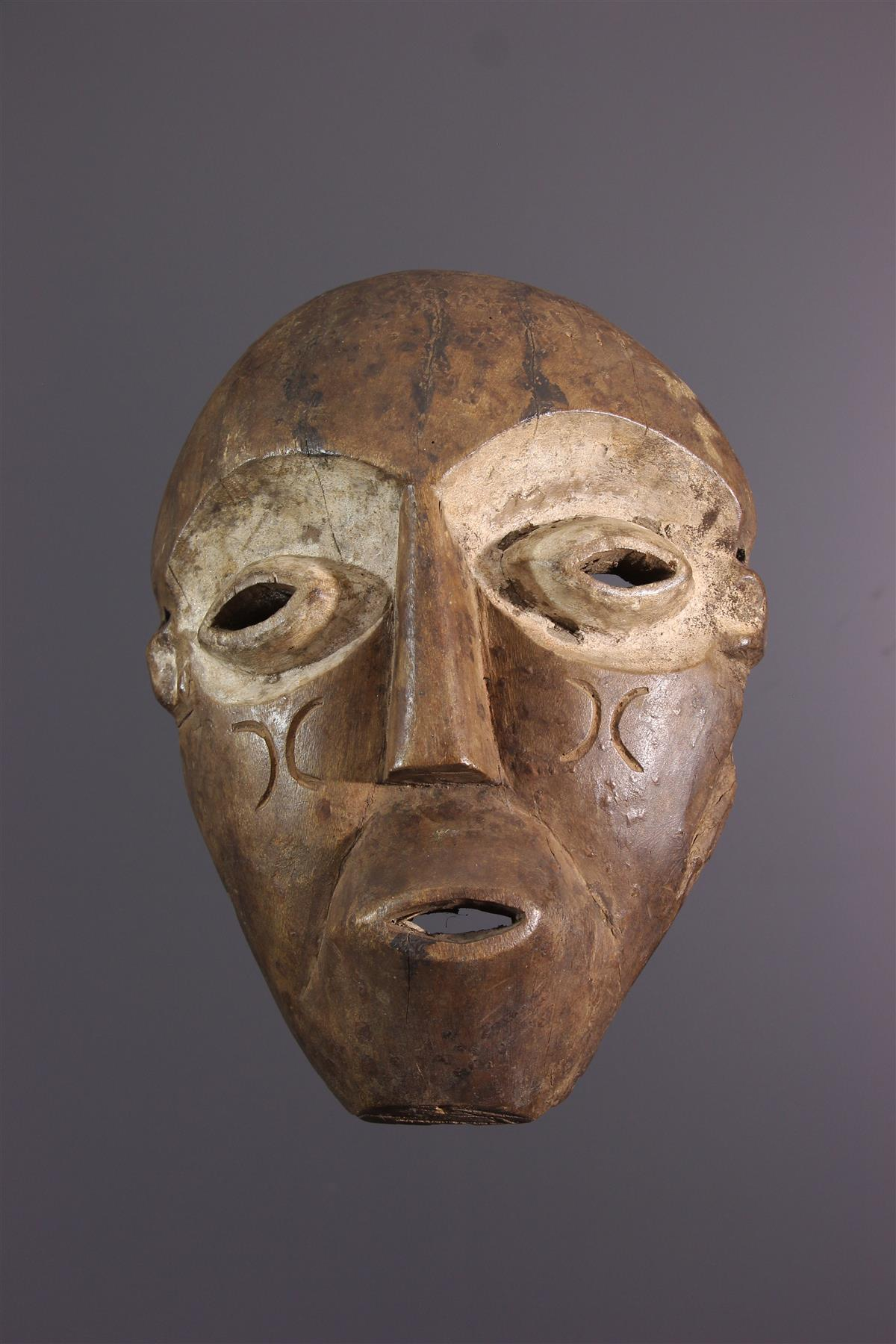 Nyanga masker - Afrikaanse kunst