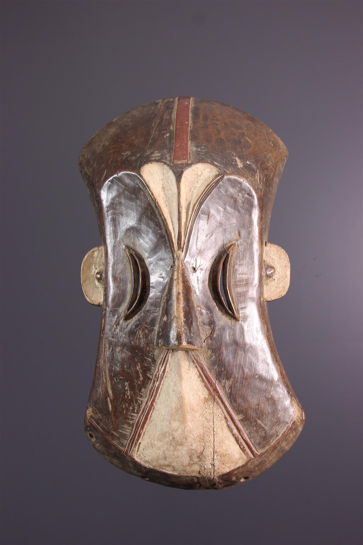 Mbole masker - Afrikaanse kunst