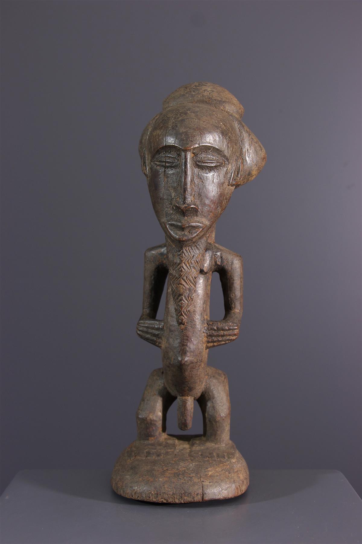 Kusu standbeeld - Afrikaanse kunst