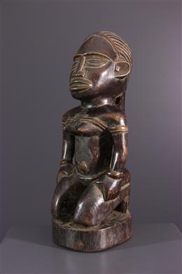 Afrikaanse kunst - Kongo voorouder figuur
