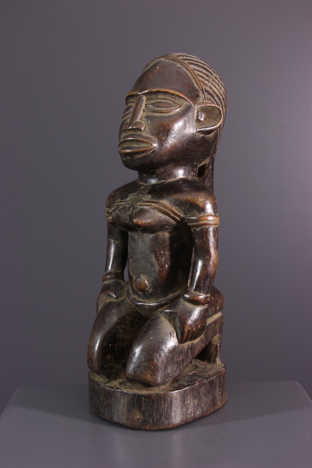 Kongo standbeeld - Afrikaanse kunst