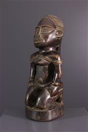 Statues africainesKongo standbeeld